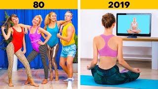 Los Años 80 vs La Actualidad