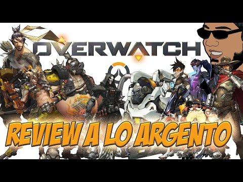 Review a lo Argento * Overwatch Español (Análisis)