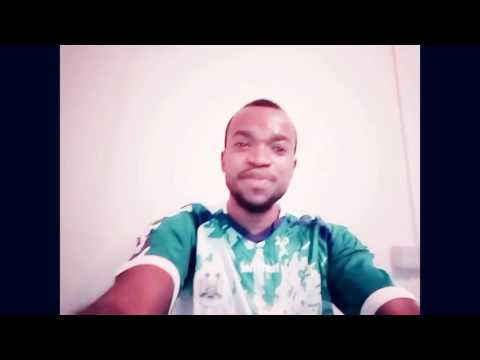 P. LOVER singing KING MELODY'S song for me lover Salone Music