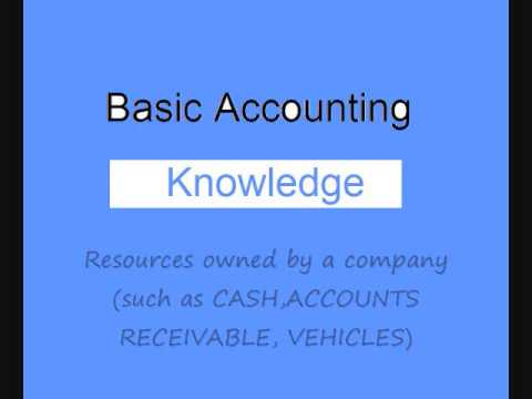 Basic Accounting   Test Your Knowledge