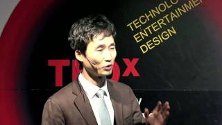 My prescription, Brown Rice and Plant-based Diet : Lee Eui Cheol at TEDxDaejeonSalon