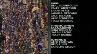 2009 Tour de France final credits