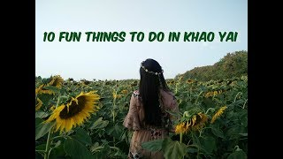 10 Fun Things to Do in Khao Yai, Thailand