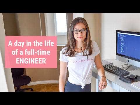 What it's like to work as an Engineer