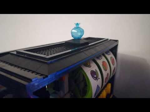 Lego Mindstorm NXT slot machine Casino Royal