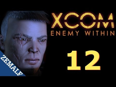 Let's Play XCOM: Enemy Within - Part 12 [I/I] (Friends in Low Places, Operation Slingshot)