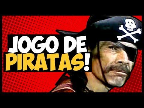 ÉPICO GAMEPLAY do JOGO DE PIRATAS SKULL and BONES + REACT