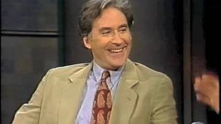 Kevin Kline on Late Night, April 30, 1993