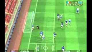 Pro Evolution Soccer 3 gameplay (PS2)