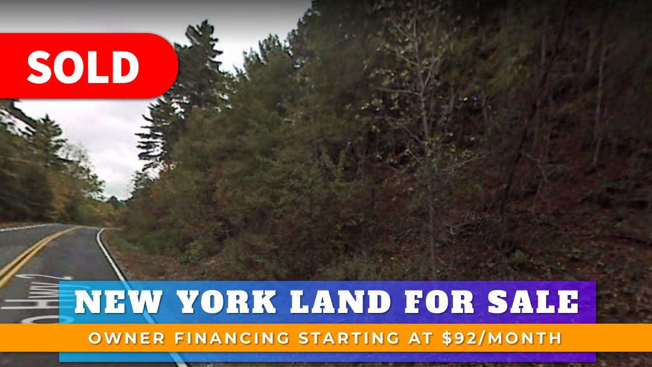 Just Sold By WeSellNewYorkLand.com - Cheap Land For Sale New York - 1559 Creek Rd Crown Point, NY