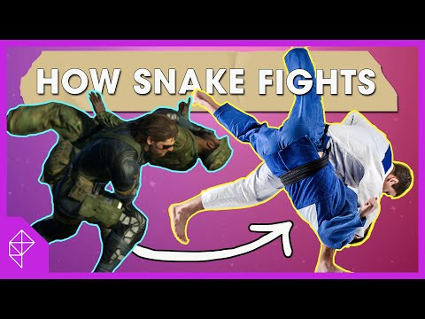 Why does Snake fight like that? | Fighting Styles Explained