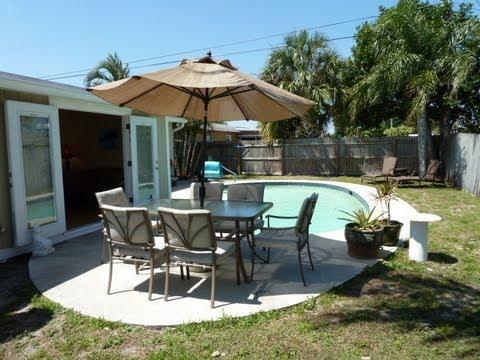 CABANA COLONY - PALM BEACH GARDENS -  POOL HOME - FURNISHED SEASONAL RENTAL