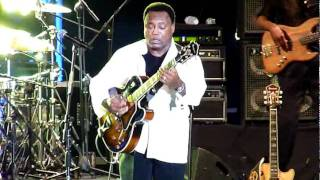 George Benson - Weekend in L.A. (Arena Flegrea Napoli 13/7/2011)