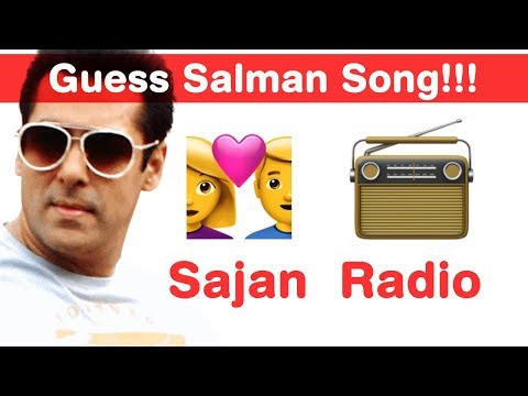Salman Khan Songs Emoji Challenge! Guess Bollywood Songs