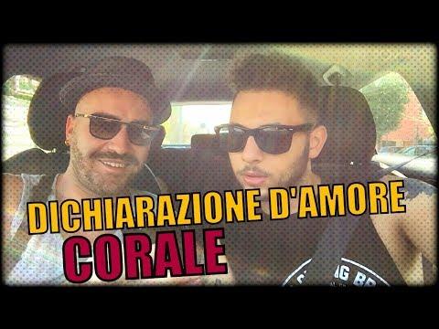 DICHIARAZIONE D'AMORE CORALE
