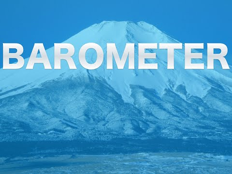 APP: Barometer - Use the iPhone 6