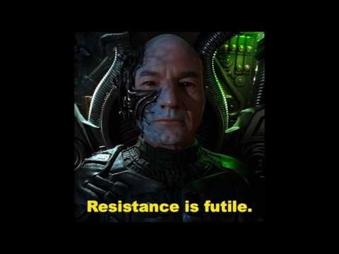 Resistance is Futile Song