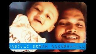 Download Jabilli Kosam Aakashamalle | feat. Alex Naubad | Cover by Nithin Naubad MP3 song and Music Video