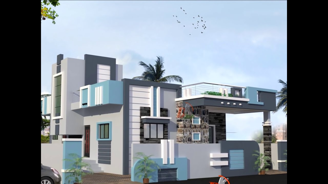 How Look Sky Blue Color For Home Exterior