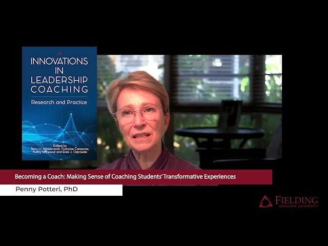 Innovations in Leadership Coaching: Research and Practice | Chapter 17 (Fielding Monograph Series)