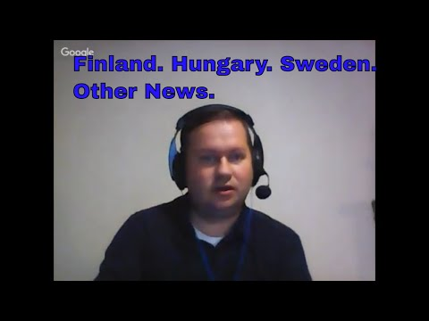Live Stream (4/10/18): Finland Terror Trial. Hungary Election. Swedish PM Playing Tough. Other News