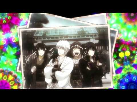 Gintama(2015) ENDING 4 [Acchi Muite-Swimy]