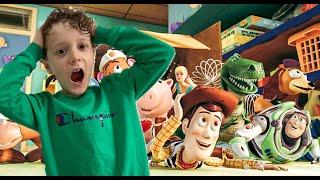 Новые игрушки Toy Story, история игрушек, веселые игрушки, веселые развлечения и игры дома для детей