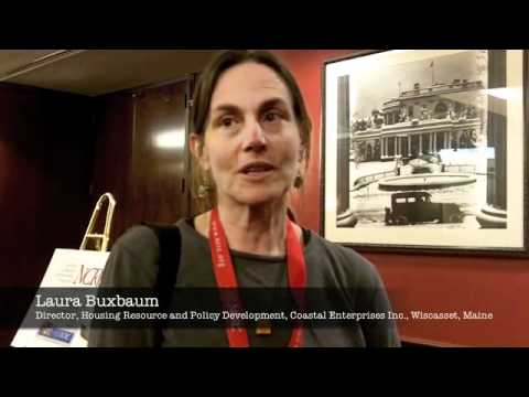 Laura Buxbaum, Costal Enterprises Inc.