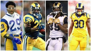 10 NFL Teams That Always Have AWESOME Running Backs thumbnail