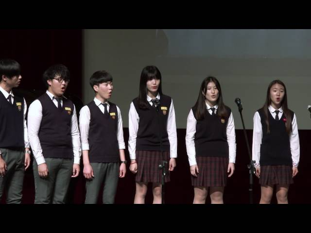 제7회 전국 중고등학교 중창경연대회 - (안산) 원곡중교 - 장려상