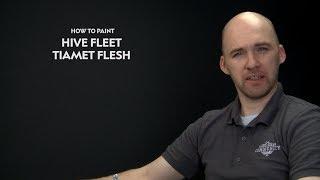 WHTV Tip of the Day - Hive Fleet Tiamet Flesh.