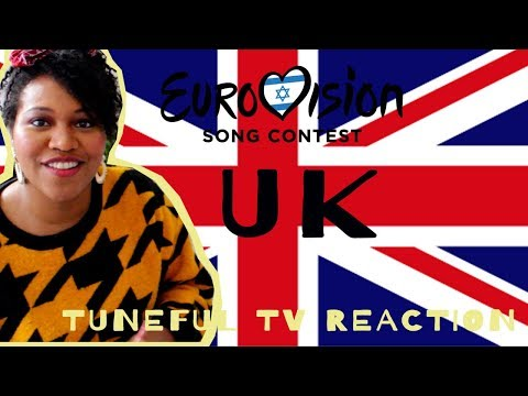 EUROVISION 2019 - UK - TUNEFUL TV REACTION & REVIEW