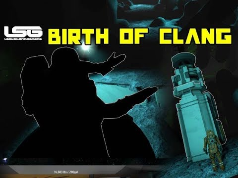 birth of clang enabled space engineers youtube. Black Bedroom Furniture Sets. Home Design Ideas