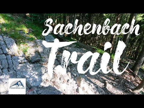 Sachenbach Trail - Moutainbiken am Walchensee