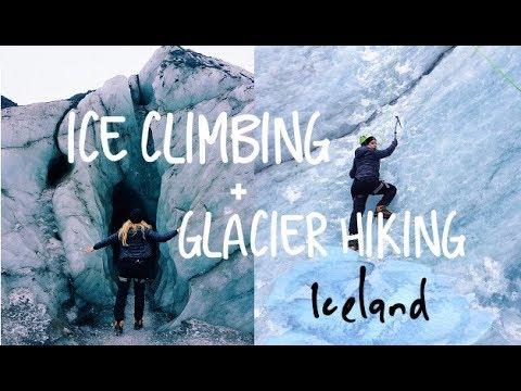 ICELAND | Ice Climbing & Glacier Walk - Sólheimajökull