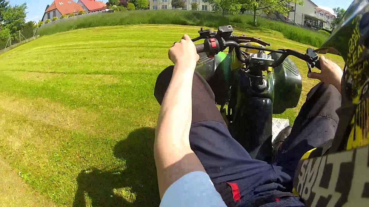quad 50ccm wheelies gopro hd youtube. Black Bedroom Furniture Sets. Home Design Ideas