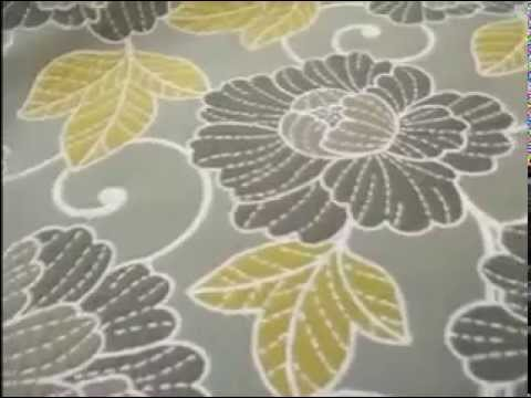 Pattern Lotus Color Pewter