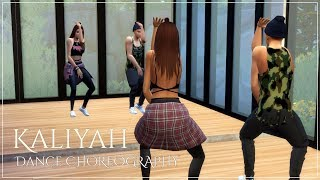 The Sims 4 | Kaliyah Pearson | Dance CHOREOGRAPHY | Tinashe - All Hands On Deck  + MOD