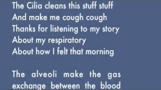 Respiratory song