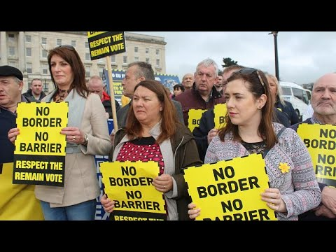 Irish border: Can technology remove the need for a backstop?