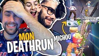 Mon Deathrun a fait rager la Team Croûton sur Fortnite !