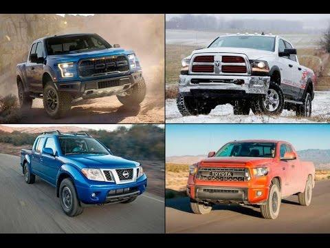 Las 9 mejores camionetas para todo terreno 2017-2018 - YouTube