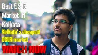 cheapest dslr shop in Kolkata | Metro Gali | Kolkata Rider Arijit