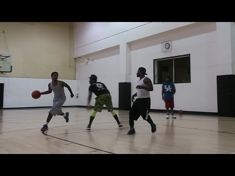 2 ON 2 BASKETBALL SHOWDOWN! | Daily Dose S2Ep117