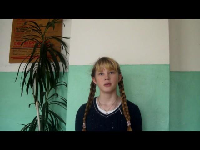 Изображение предпросмотра прочтения – НеллиОсокина читает произведение «Варварство» М.М.Залилова (Джалилова)