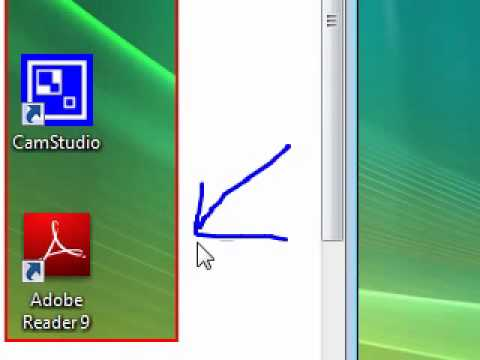 See How To Take Screenshots With The Windows Vista Snipping Tool.