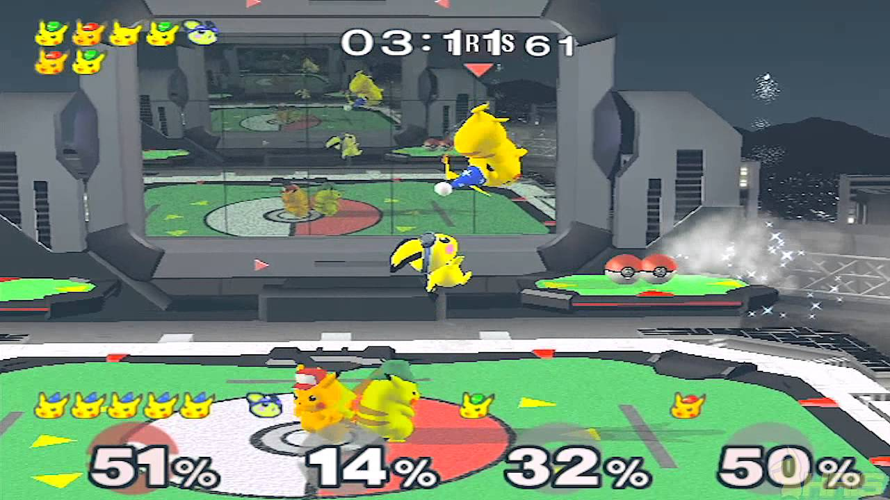 Super Smash Bros Melee 2 CreepyPastas In One Hhidaka