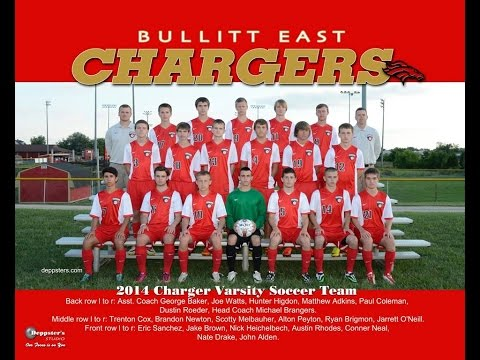 Bullitt East High School Chargers Soccer 2014-15