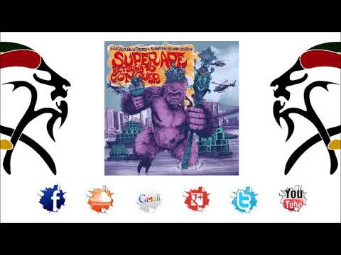 """Lee Scratch Perry - War Ina Babylon (Album 2017 """"Super Ape Returns To Conquer"""" By Subatomic)"""