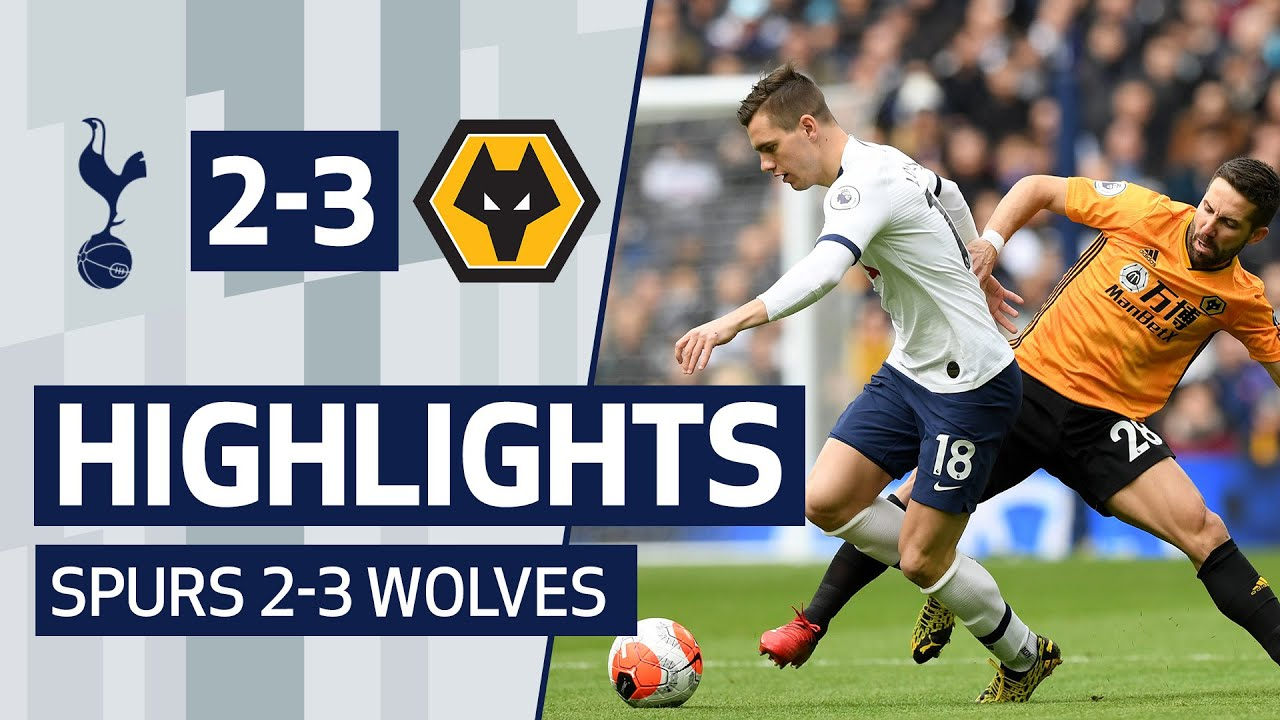 HIGHLIGHTS SPURS WOLVES YouTube